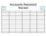 Account Password Keeper