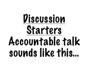 Accountable Speech