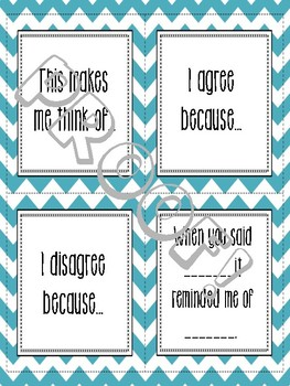 Accountable Talk Activity