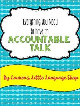 Accountable Talk Activity