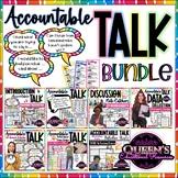 Accountable Talk BUNDLE (147 pages)