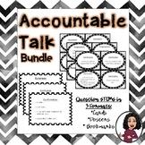Accountable Talk: Black & White