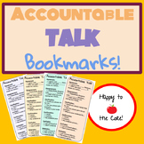 Accountable Talk Bookmarks!