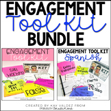 Accountable Talk Bundle-English & Spanish-Student Engageme