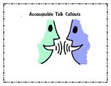 Accountable Talk Callouts