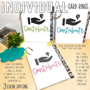 Accountable Talk Cards