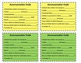 Accountable Talk Cheat Sheets Version #2