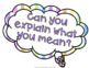 Accountable Talk Conversation Starters: Common Core Speaking & Listening