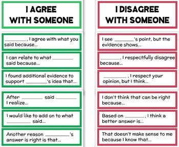 Accountable Talk Conversation Stems