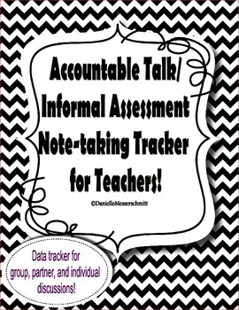 Accountable Talk Data Tracker
