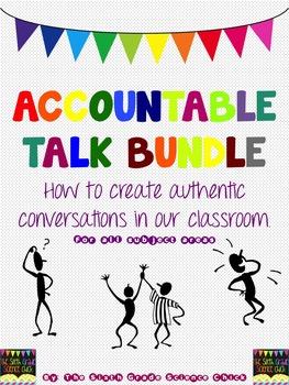 Accountable Talk Discussion Bundle