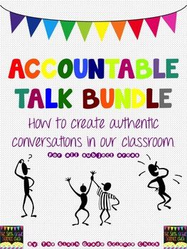 Accountable Talk Discussion Bundle