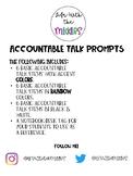 Accountable Talk Display