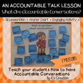 Accountable Talk Lesson: What Are Accountable Conversations?