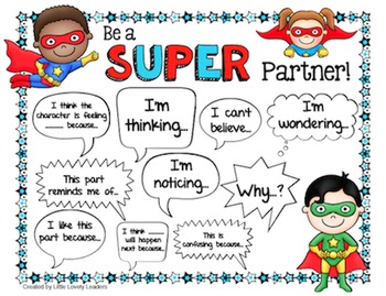 Accountable Talk - Partner Work Page