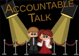 Accountable Talk Posters - Hollywood - Movie Theme