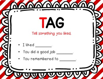 TAG Accountable Talk Prompts