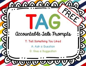 TAG Accountable Talk Prompts