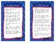 Accountable Talk Reading Response Cards