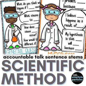Scientific Method Accountable Talk Sentence Stems