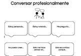 Accountable Talk - Spanish