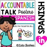Accountable Talk Posters { Spanish }