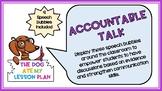 Accountable Talk - Speech Bubbles