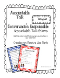 Accountable Talk Stems - Bilingual