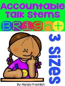 Accountable Talk Stems Bright Style