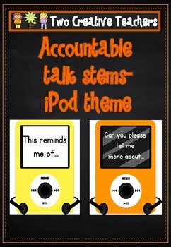 Accountable Talk Stems iPod Theme
