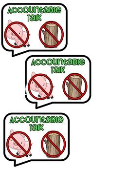 Accountable Talk Sticks