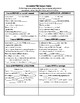 Accountable Talk Student Handout and Sentence Stems