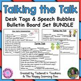 Accountable Talk BUNDLE (Cows, Turtles, Students)