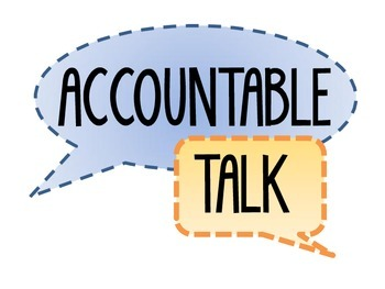 Accountable Talk Thinking Stems