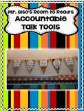 Accountable Talk Tools