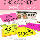 Accountable Talk & Engagement Kit: Higher Order Thinking &