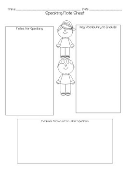 Accountable Talk and Math Discourse Pack- Common Core