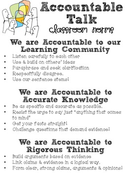 Accountable Talk in the Classroom