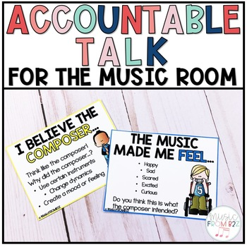 Accountable Talk for the Music Room