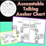 Accountable Talking Anchor Chart