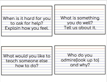 Accountable Talking Cards