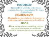 Accountable Talks - En español