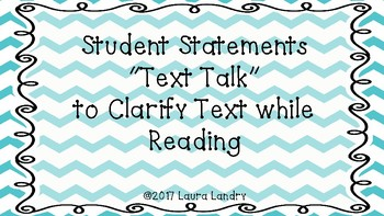 Accountable Text Talk for Students