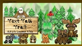 Woodland Forest Friends -Accountable Text Talk
