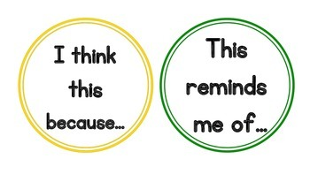Accountable talk stem circles