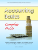 Accounting Basics: Complete Guide e-book