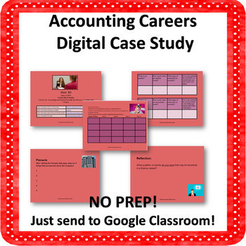 Accounting Careers HyperDoc-NO PREP!