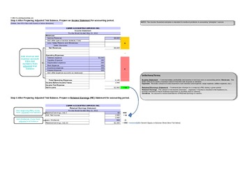 Accounting Cycle Tool (Complete)