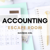 Accounting Detective Case Files Activity
