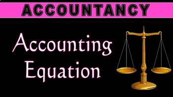 Accounting Equation | Accountancy